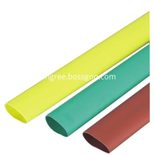 Dual-wall heat shrinkable tube