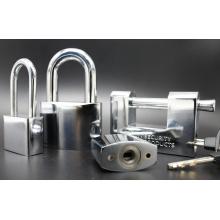Candados MOK W205 / 206 largo | corto | taquilla impermeable con grillete fuerte y llave por igual | diferencia de clave | llave maestra