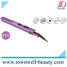 Новый модный профессиональный профессиональный выпрямитель для волос с ручкой Lock