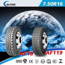 EU-Label S-Prüfzeichen Reifen LTR-LKW-Reifen (LT750R16)