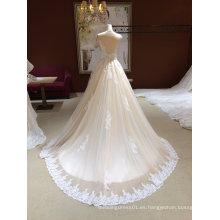 Aoliweiya Vestido de novia de la boda de la novia de la llegada de la venta