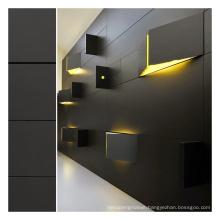 Fashion custom interior wood wall cladding indoor panel
