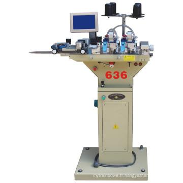 machine automatique de machine à coudre de machine de machine à coudre de rosso reliant la machine