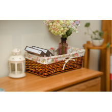 Handmade Wicker Storage Basket with Eco-Friendly (BC-ST1001)