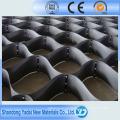 1,0mm HDPE Geocell Geosynthetics für die Stützmauer