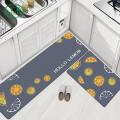 Esteras de silla de piso de pie de PVC personalizables de nuevo diseño