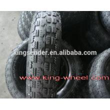 Schubkarre Reifen und Schlauch 3.50-8