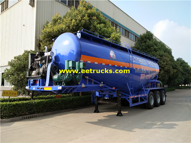 Grain Tanker Trailers