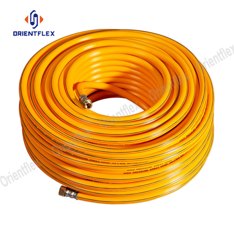 Pvc Spray Hose 3