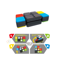 Jeu de jouets Magic Cube