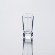 Long Straight Clear Shot Glass