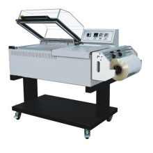 Semi-automatic Heat Shrink Film Wrapping Machine