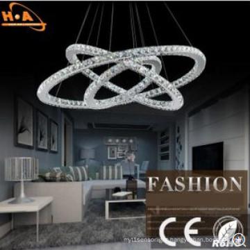 Reasonable Price Crystal Pendant Lamp in Hall