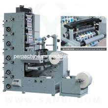 Machine d'impression flexographique à étiquettes automatiques (RY320-A)