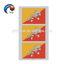 2018 World Cup National Banner Flags Tattoo Fans Face Body Sticker