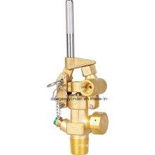 Cylindre de gaz extincteur CO2 68L