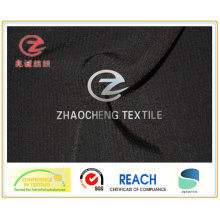 Poly Two-Line Ribstop Two Ways Stretch Garment Fabric (ZCGF095)