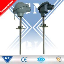 Termopar del sensor PT100 de alta calidad