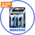 Super Dry Cell adapté aux produits électroniques pile alcaline