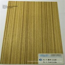 Chapa de madera decorativa de 0.5mm 1mm