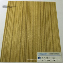 Placage en bois décoratif 0.5mm 1mm