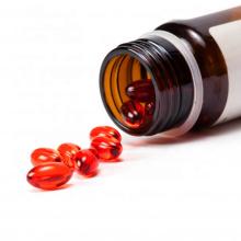 OEM/ODM Keto organic Hemp Extract oil 25 mg CBD oil capsules full spectrum MCT oil CBD Softgels
