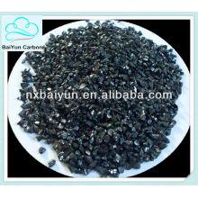 Aditivo de carbono com baixo teor de enxofre para fabricação de aço
