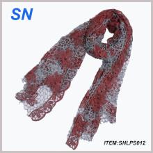 2014 Nueva bufanda popular del cordón del estilo (SNLPS012)