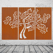 Outdoor Decoative Panel Screens