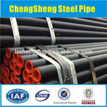 ASTM A53 B seamless steel pipe best quality for gas pipe, boiler pipe