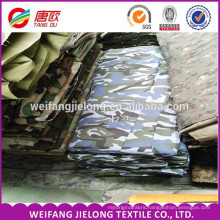 cotton& polyester military camouflage fabric, desert camouflage fabric camouflage T/C uniform printed fabric
