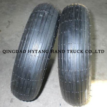 straight line pattern wheelbarrow tyre
