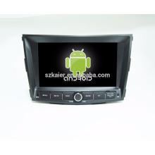 Navegación gps del coche con pantalla táctil de 8 pulgadas para el reproductor de radio Tivoli Android 6.0