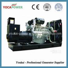 Generador diesel de 500kw / 625kVA de la energía fijado por el motor de Perkins