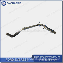 Genuine Everest Fuel Filler Pipe EB3G 9034 BF/EB3G 9034 BE