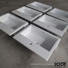 CE-zugelassenen Acryl-Solid-Surface Stein Outdoor-Garten Waschbecken