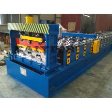 Galvanisierte Stahlboden-decked Rolle, die Maschine bildet