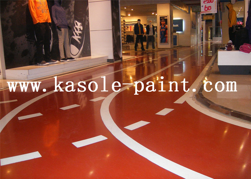 Commercial Epoxy Floor Coatings