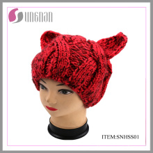 2015 Latest New Beanie Hat for Women