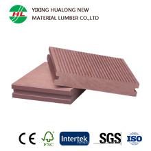 Plancher extérieur WPC avec prix de fabrication (HLM39)