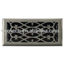 Floor Diffusor, Luft-Diffusor, Luft-Gitter, Lüftung, Klimatechnik