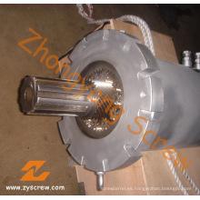 Barril de tornillo planetario del ABS del PVC HDPE PA PA para la máquina del extrusor