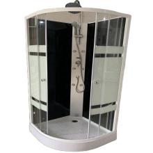 Slide Doors Shower Room Silk Glass
