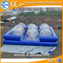 2016 Flutuador inflável da associação da filhós do projeto novo, flutuador inflável da associação