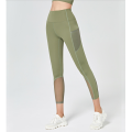 Legg High Legist Mesh Legging