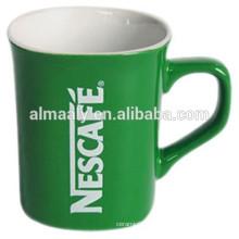 Atacado design personalizado canecas de café grés
