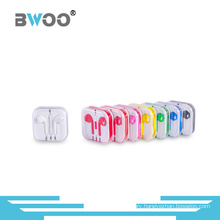 Colorful Setereo in-Ear Mobile Phone Earphone
