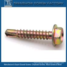 DIN7504-K Hex Washer Head Self Drilling Screw