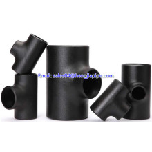 American Standard ANSI tubos sin costura tee