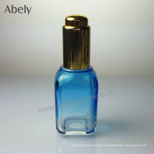 35ml Square Shaped Brand Unisex Perfume Bottle